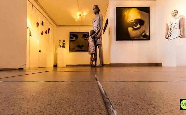 Michèle Duchêne, exposition au CHIVA-Foix
